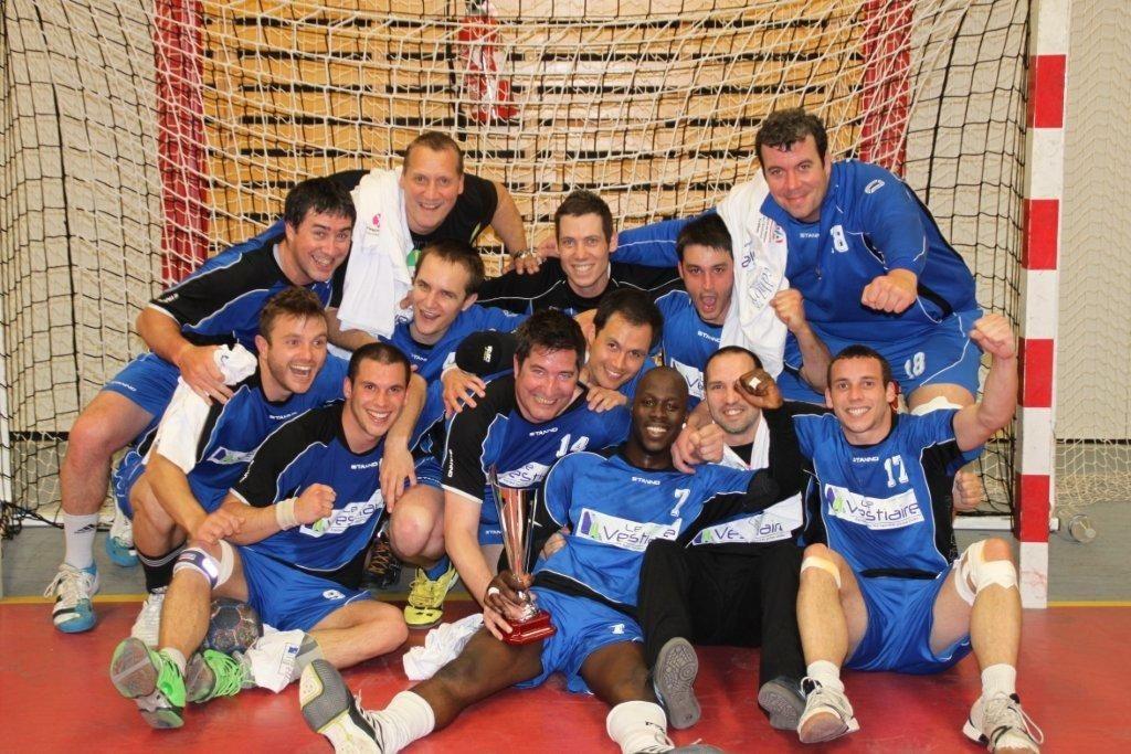 Equipe premiere 2012 Victoire coupe des Yvelines