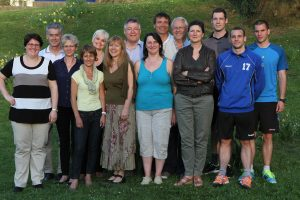Les membres du bureau 2013l