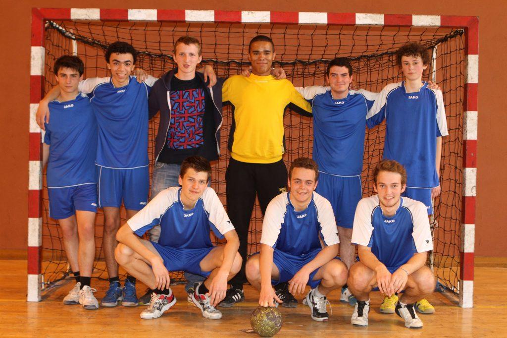 Equipe des moins de vingt ans 2013 2014