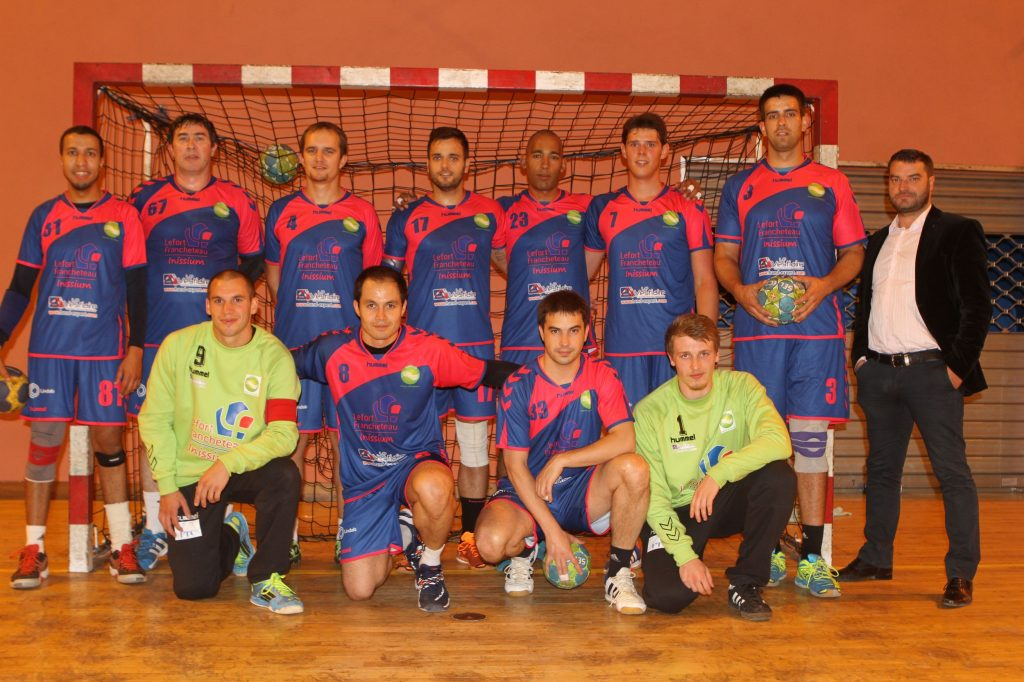Equipe Première 2015 2016