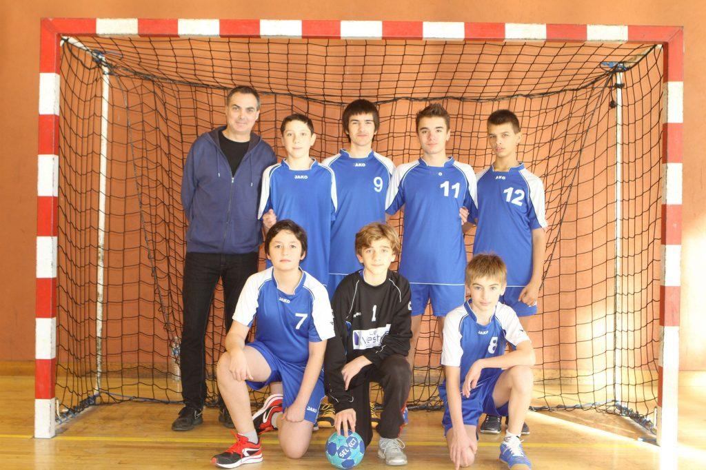 Equipe moins de 15 ans masculins 22 11 2015 4