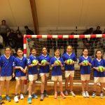 Equipe fille des moins de 11 ans - tournoi du 22 11 2015