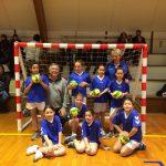 Equipe fille des moins de 11 ans - tournoi du 22 11 2015 -2