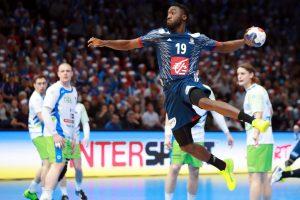 Mondial 2017 1/2 finale France - Slovénie