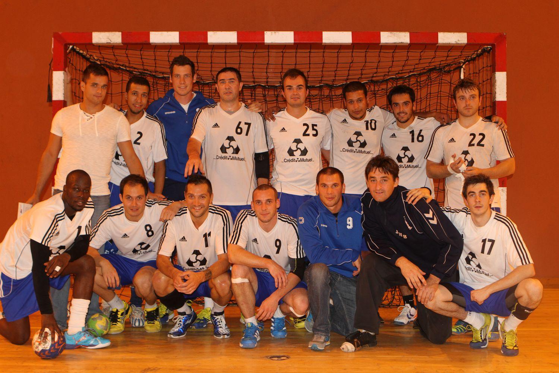 1er tour de la coupe de france 2013 2014 cellois hb vs noisy le sec cellois handball - Coupe de france 1er tour ...