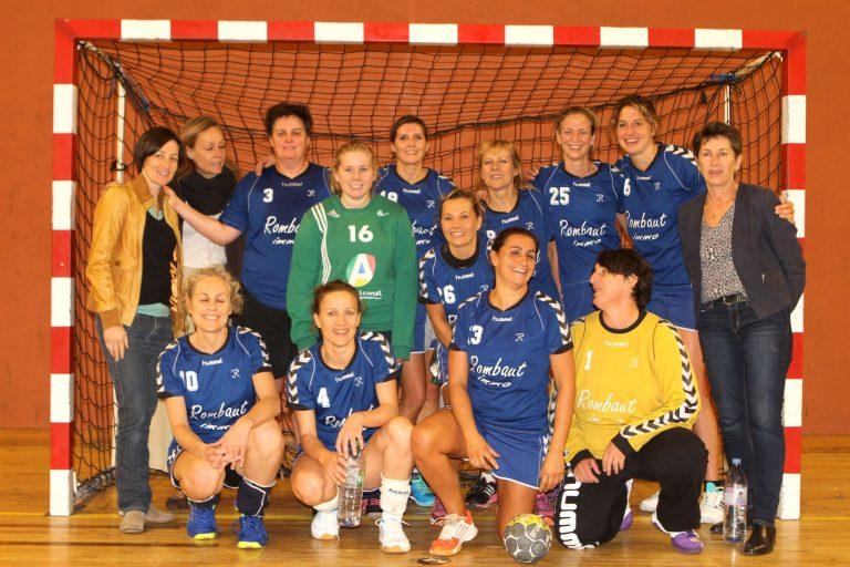Equipe première féminine